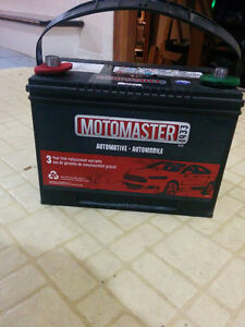 Battery - used with replacement warranty Kitchener / Waterloo Kitchener Area image 2