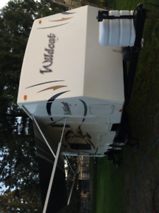 Forest River RV Travel Trailer
