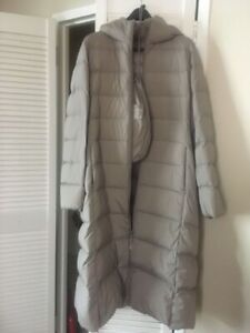 Women's Uniqlo Winter Coat.