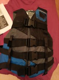 O'BRIEN Mens 4 Buckle Buoyancy Vest