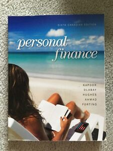 Personal Finance - Sixth Canadian Edition