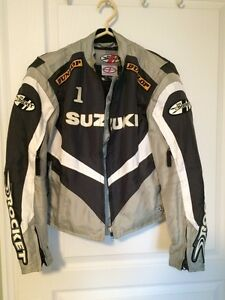 Women's medium motorcycle jacket