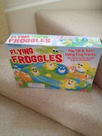 Flying Froggles games