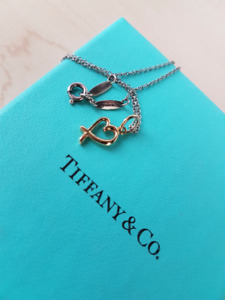 Authentic Flawless Tiffany&Co Gold Paloma Picasso Heart