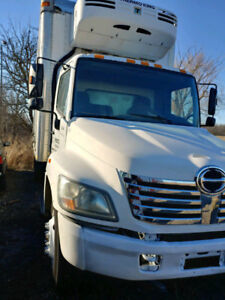 06 Hino 308 Reefer with SAFETY and EMISSION