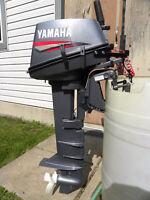 '98 Yamaha 8 HP 2 stroke