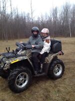 Trade or sell 08 can am outlander