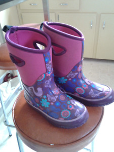 Winter to Spring boots - size 12
