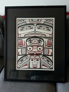 "Roy Henry Vickers ""Raven"" Ltd Ed Print 28/150 Haida First Nation"