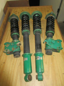NISSAN SILVIA S14 240SX ADJUSTABLE COILOVERS SUSPENSION JDM S15