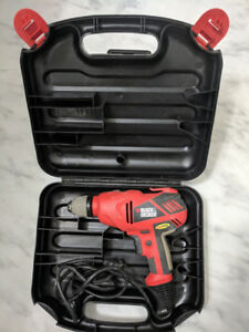 Black & Decker Power Drill