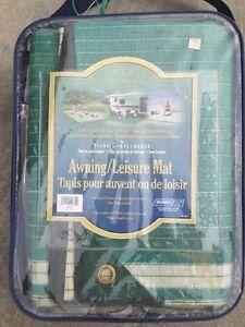 6'x9' camping awning mat