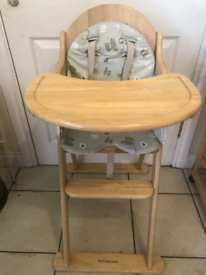 Highchair mothercare