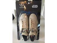 Adidas Wampa Star Wars Trainers (RARE)