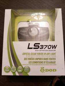 DOD LS370W 1080p Dash cam