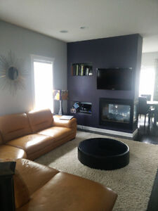 Fully finished custom built bungalow in Griesbach Edmonton Edmonton Area image 10