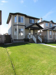 PET FRIENDLY HOUSE W 4Bedroom 24x24 Insulated GARAGE in leduc