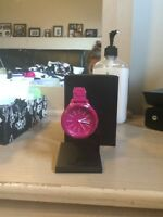 Women's Pink RipCurl Watch