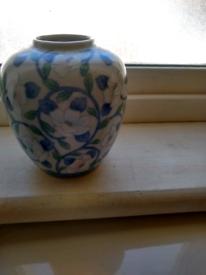 Porcelain vase from Japan