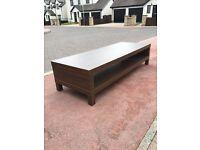 IKEA coffee table/TV unit