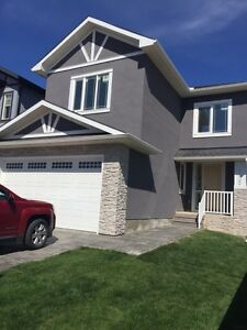 Brand new house for rent in Airdrie SW