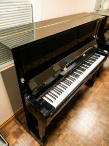 Used Kawai BS-2A Upright Piano Excellent Condition