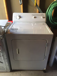Kenmore Series 200 Washer and Series 80 Dryer