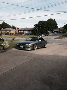 95 Nissan 240sx For TRADE ONLY