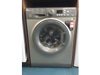 Ex-Display Hotpoint 7kg Washing Machine Silver £199