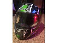 LS2 FF366-5 Motorbike helmet (small)