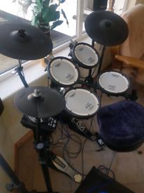 Roland td11 v-drums drumkit