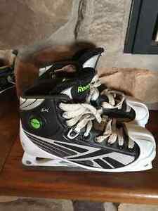 Reebok 6K pump Goalie Skates