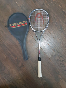Brand new Head squash racket