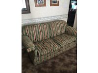 2/3 seater sofa great condition!