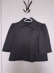French Connection dress coat