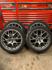 Evo bbs rims for sale