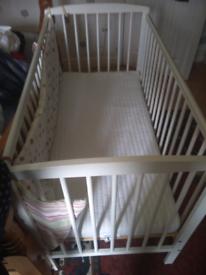 Argos Cot Bed