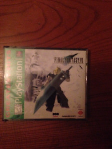 Final Fantasy VII Greatest Hits