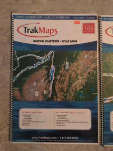 Carte marine et atlas marin