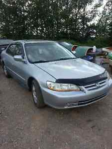 CHEV REG CAB 4 x 4 to Trade for 2002 Honda Accord