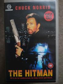 Ex rental big box VHS VIDEOS