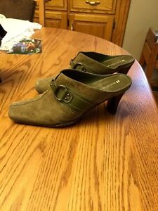 Shoes Brown  leather size 7 Regina Regina Area image 6