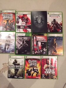 XBOX 360 HDD with controllers, games, and more Kitchener / Waterloo Kitchener Area image 8
