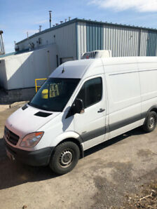 FOR SALE: 2013 Mercedes Sprinter Van Diesel w/h Reefer