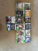Video games Xbox and ds