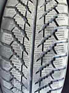 Winter tires for sale, rims already on 300$!!! West Island Greater Montréal image 7