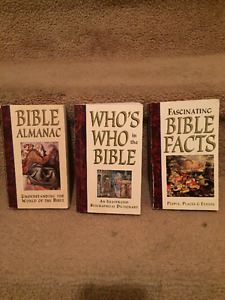 Bible Information Books