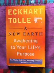 """A New Earth: Awakening to Your Life's Purpose"""