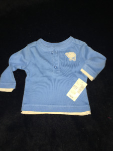 New with tags - 0-3 months top