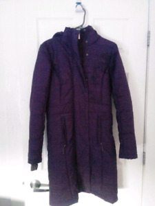 Manteau d'hiver Firefly long